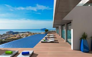 Villa de 3 chambres à Finestrat - CG7655