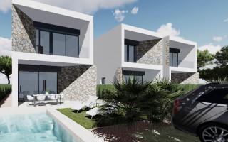 Villa de 4 chambres à Guardamar del Segura - AT8697