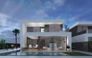 Villa de 3 chambres à Santiago de la Ribera - WHG113950