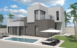 Villa de 3 chambres à Cox - SVE116138