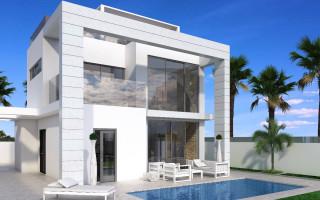 Villa de 4 chambres à Guardamar del Segura - AT8699
