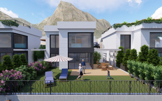 Villa de 3 chambres à Polop - PPV118112