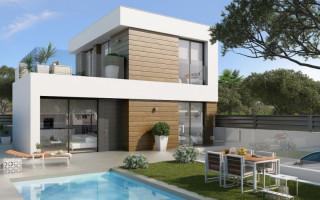 Villa de 3 chambres à Rojales - ERF115329