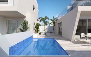 Villa de 3 chambres à Santiago de la Ribera - WHG8693