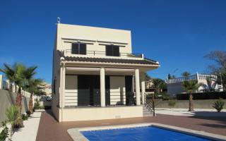 Villa de 2 chambres à Pilar de la Horadada - EF5963