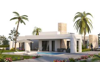 Villa de 3 chambres à Pilar de la Horadada  - BM8420