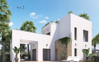 Villa de 3 chambres à Polop - LAI7755