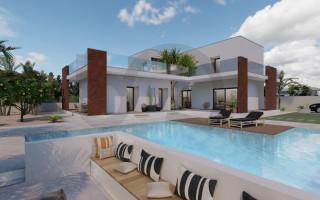 Villa de 3 chambres à San Pedro del Pinatar  - ABA1111588