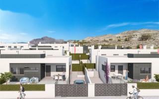 Villa de 4 chambres à Guardamar del Segura - AT115164