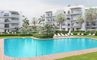 Townhouse de 2 chambres à Playa Flamenca - MKP575
