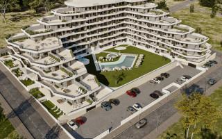 Townhouse de 2 chambres à Playa Flamenca - MKP681