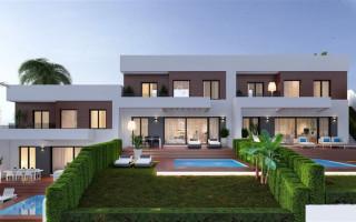 Townhouse de 3 chambres à Finestrat - CG114772