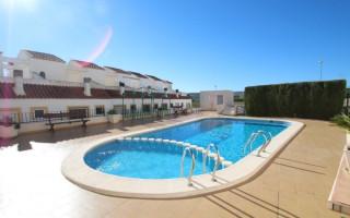 Townhouse de 3 chambres à Pilar de la Horadada - CV113905