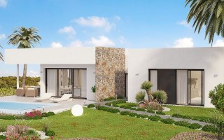 Villa de 3 chambres à San Miguel de Salinas - GEO6361