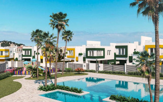 Villa de 3 chambres à Pilar de la Horadada - RP8069