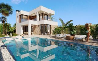 Villa de 3 chambres à Rojales - ERF115337