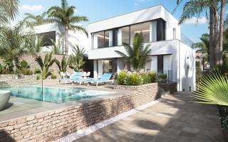 Villa de 4 chambres à Las Colinas - SM6059
