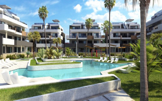 Apartament w La Zenia, 3 sypialnie  - ER7072