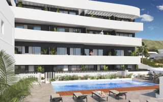 2 bedroom Apartment in Alicante - AG4198