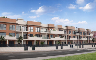 3 bedroom Apartment in Murcia  - OI7407