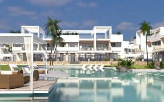 Modern Apartments in Orihuela, area 96 m<sup>2</sup> - AGI8454