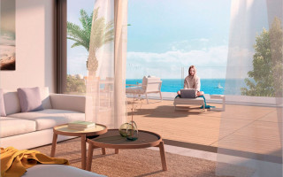2 bedroom Apartment in Playa Flamenca  - TR7312