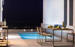 3 bedroom Apartment in Cumbre del Sol  - VAP117183