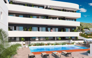 2 bedroom Bungalow in Orihuela Costa  - VG7983