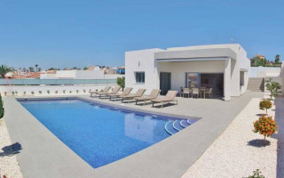 2 bedroom Villa in Benijófar - M5991