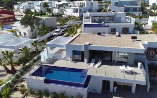 Modern House in Benitachell, Costa Blanca, Spain - VAP117160
