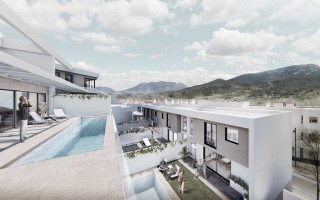 3 bedroom Villa in Busot  - TM117499