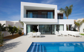 3 bedroom Villa in Ciudad Quesada - AT7255