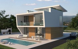 4 bedroom Villa in Dehesa de Campoamor  - AGI115687