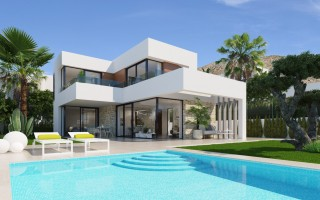 3 bedroom Villa in Finestrat - EH1110149
