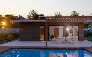Modern House in Sant Joan d'Alacant, 3 bedrooms - PH1110253