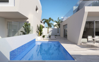 3 bedroom Villa in Santiago de la Ribera - WHG8693