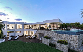 3 bedroom Villa in Villamartin  - HH6406