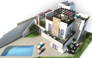 Modern House  with private pool in Ciudad Quesada - UG119724