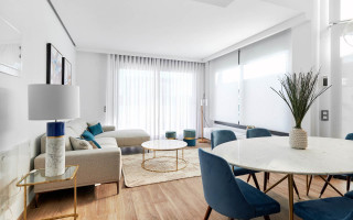 2 bedroom Apartment in Dehesa de Campoamor - TR7284