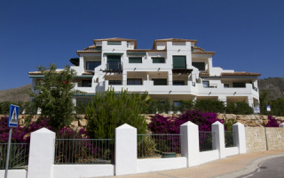 1 bedroom Apartment in Finestrat  - GMP118075