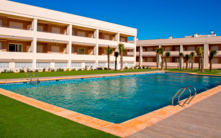 2 bedroom Apartment in Gran Alacant  - AS116003
