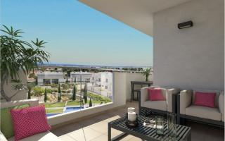 3 bedroom Apartment in Guardamar del Segura - ER7053