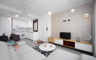 2 bedroom Apartment in La Manga  - GRI7689