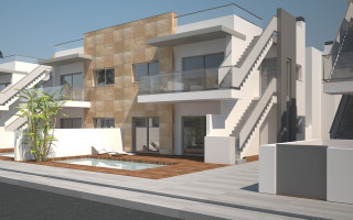 2 bedroom Apartment in La Mata  - OI7624