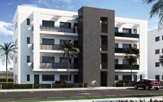 2 bedroom Apartment in Los Guardianes - OI8586