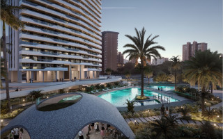 1 bedroom Apartment in Playa Flamenca - TR7320