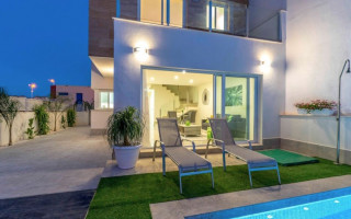 1 bedroom Apartment in San Miguel de Salinas  - MT6981