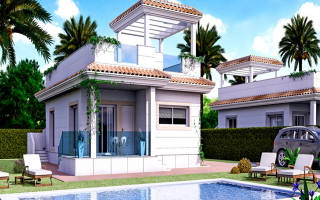 3 bedroom Apartment in San Pedro del Pinatar  - OK8073