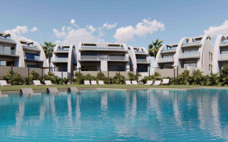 2 bedroom Apartment in Torrevieja - AGI6097