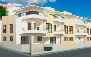 2 bedroom Apartment in Villamartin - TM6639